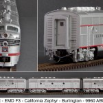 PCM - EMD F3, A-B-C