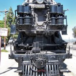 Union Pacific 4-12-2 #9000 at Pomona, California, USA