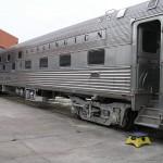 Burlington hálókocsi