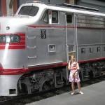 EMD E9-es