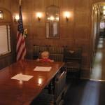 Roosevelt asztala
